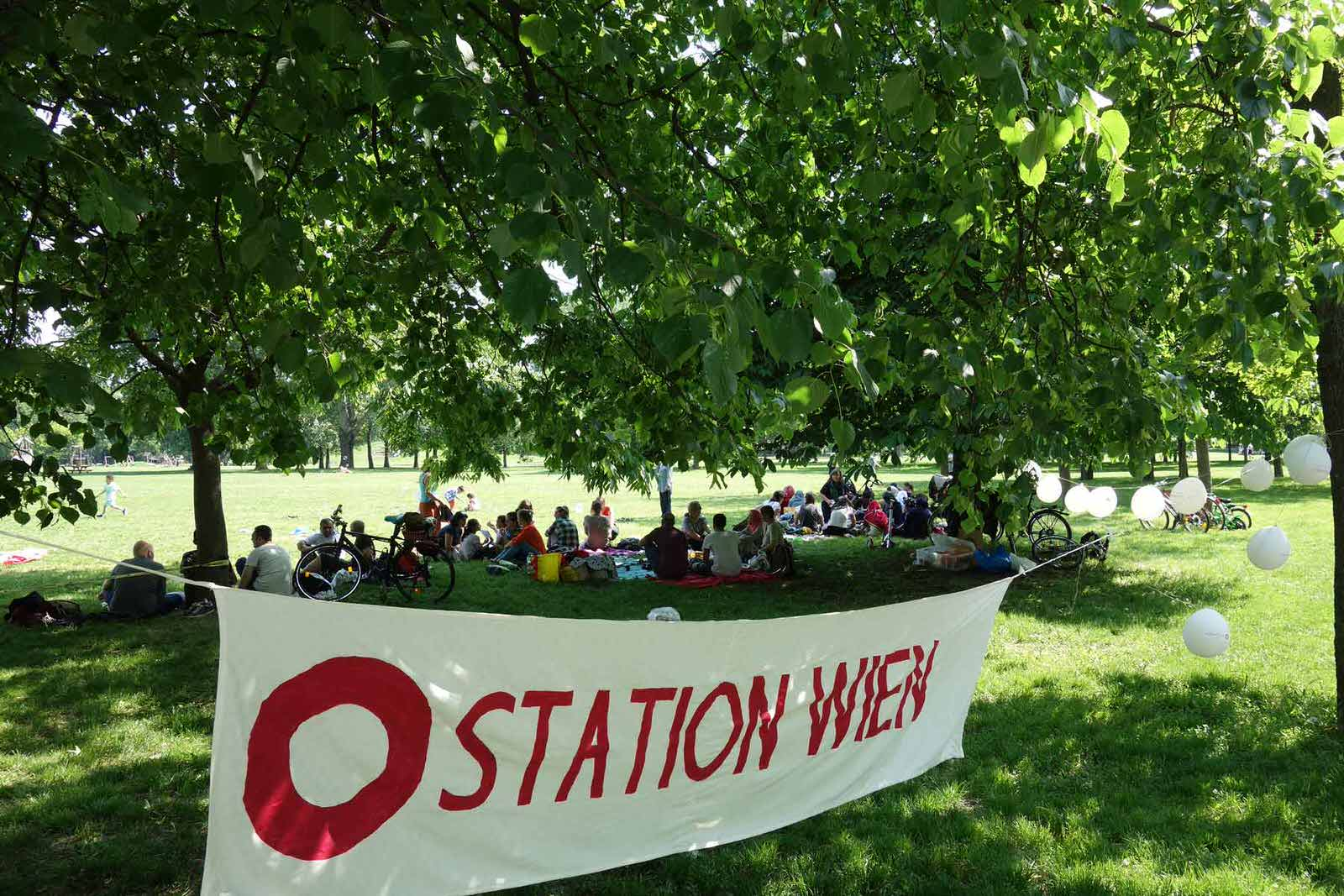 Station Wien_Picknick 2017